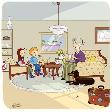 hunden_mormor_og_de_atte_ungene