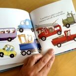 Pekebok om lastebilen