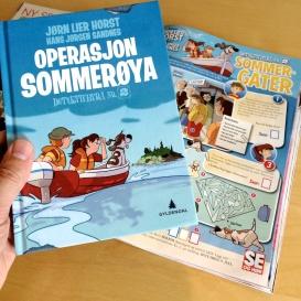 Ny bok og barnesider i Se og Hør